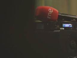 Grabación de especial Radio 3